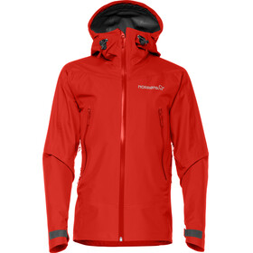 Norrøna Falketind Gore-Tex Jacket Children red